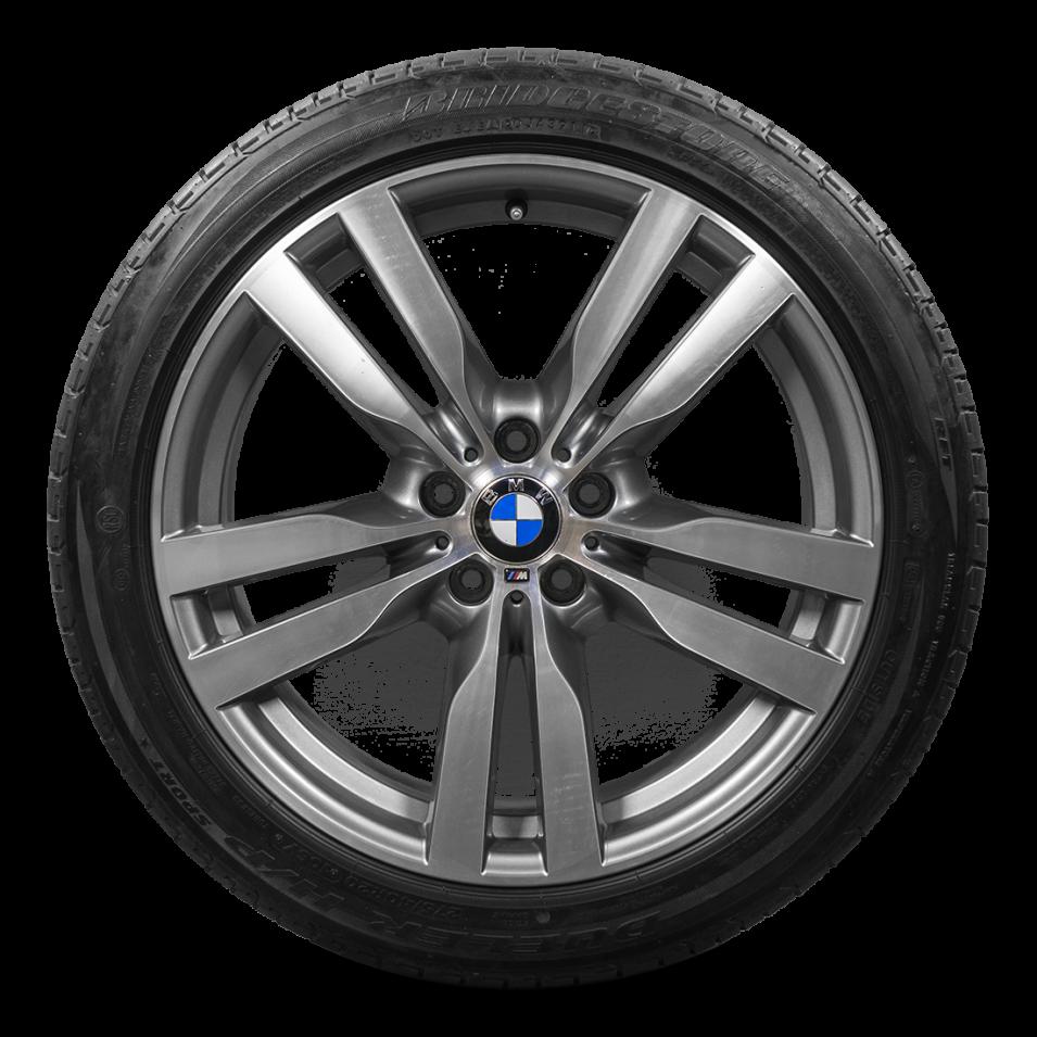 BMW M Doppelspeiche Styling 648 M | Felgenkatalog | Alufelgen ...